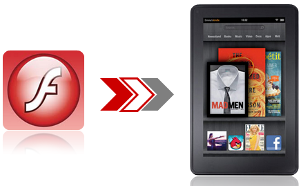 How to Install Flash Player on Kindle Fire/Fire HD/Fire HDX?