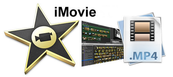Import MP4 to iMovie