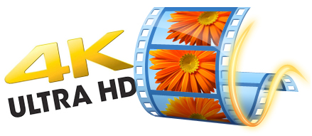 4K to Windows Movie Maker