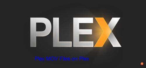 MOV to Plex