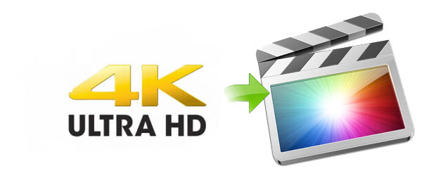 4K Video to FCP X