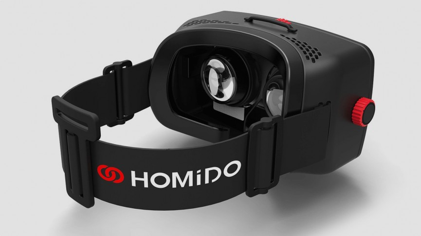 Homido VR Headsets