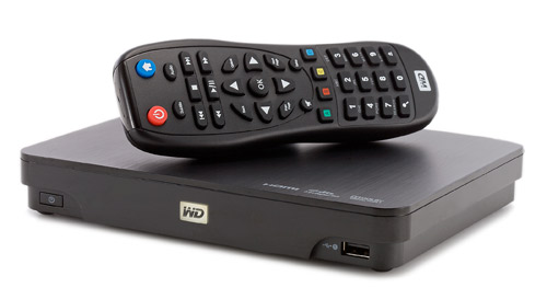 Play MP4 on WD TV