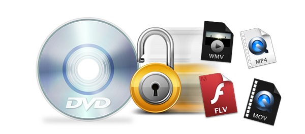 Remove copy protectio from DVD