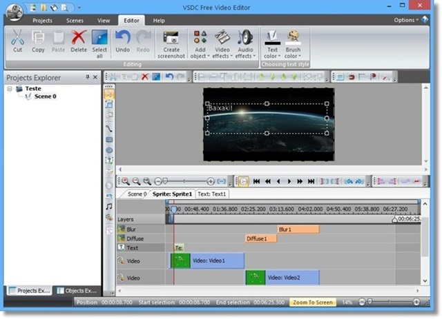 Best Free MP4 Video Editor