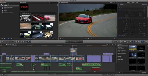 4K Video Editor Software