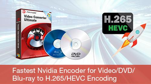 Fastest Nvidia Encoder