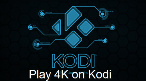 Play 4K on Kodi
