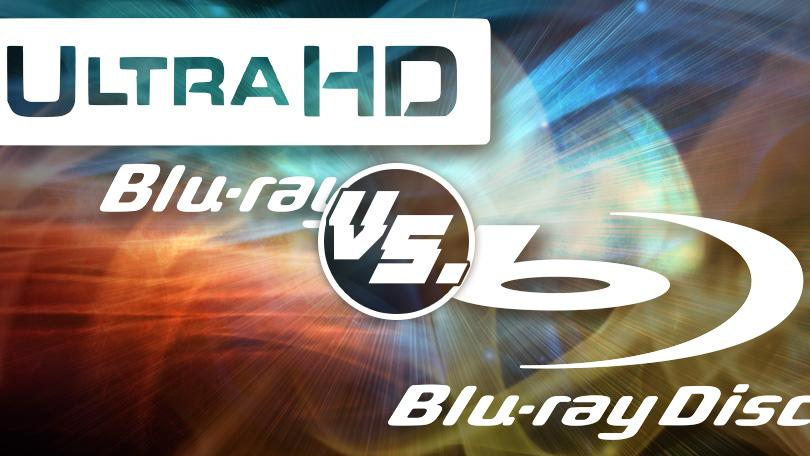 1080p Blu-ray VS Ultra HD Blu-ray