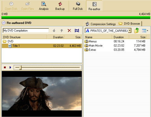 How to Free Copy or Backup DVD with DVD Shrink?