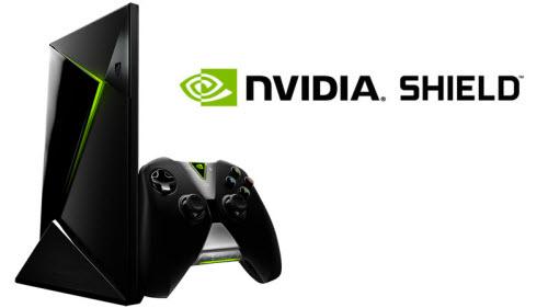 Nvidia Shiled Pro 500GB