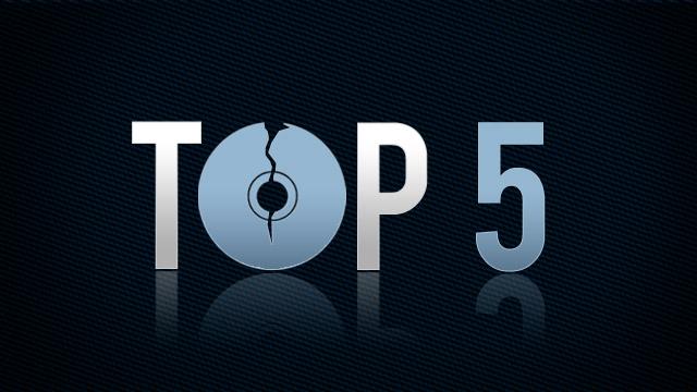 top5 dvd