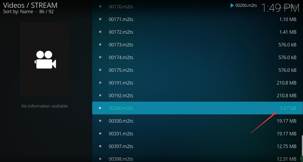 play Blu-ray in Kodi 17