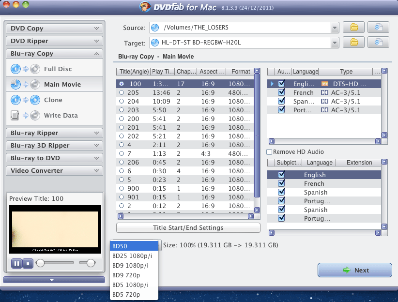 dvd copy software dvdfab