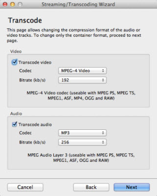resize video in VLC