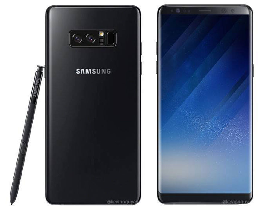 Samsung Note 8 Supported Video Formats