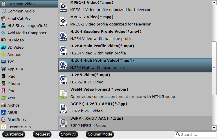 How to Play QuickTime MOV Files on Any TV