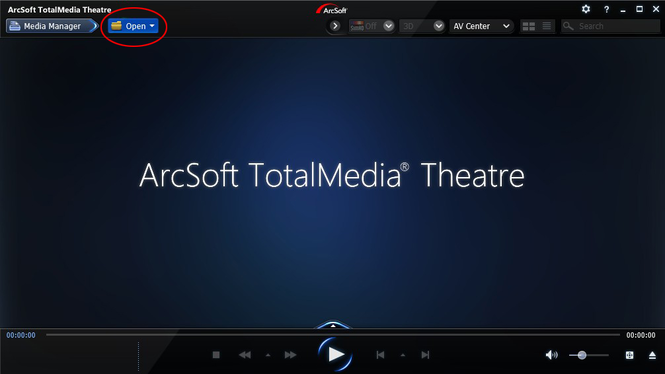 arcsoft total media theatre