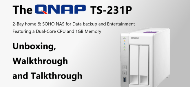How to Backup DVD to QNAP TS-231P NAS? – Open Media Community
