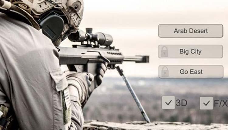 VR Sniper