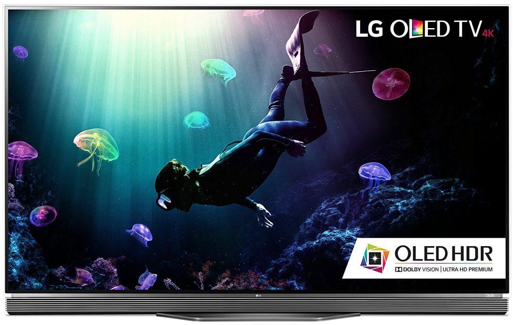 LG OLEDE6P 4K Ultra HD OLED Series 3D OLED TVs