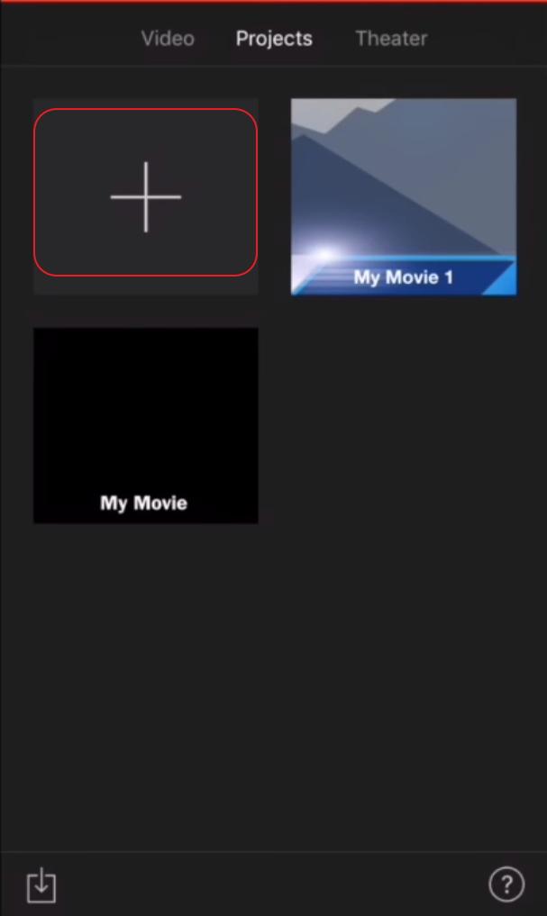 using imovie 1