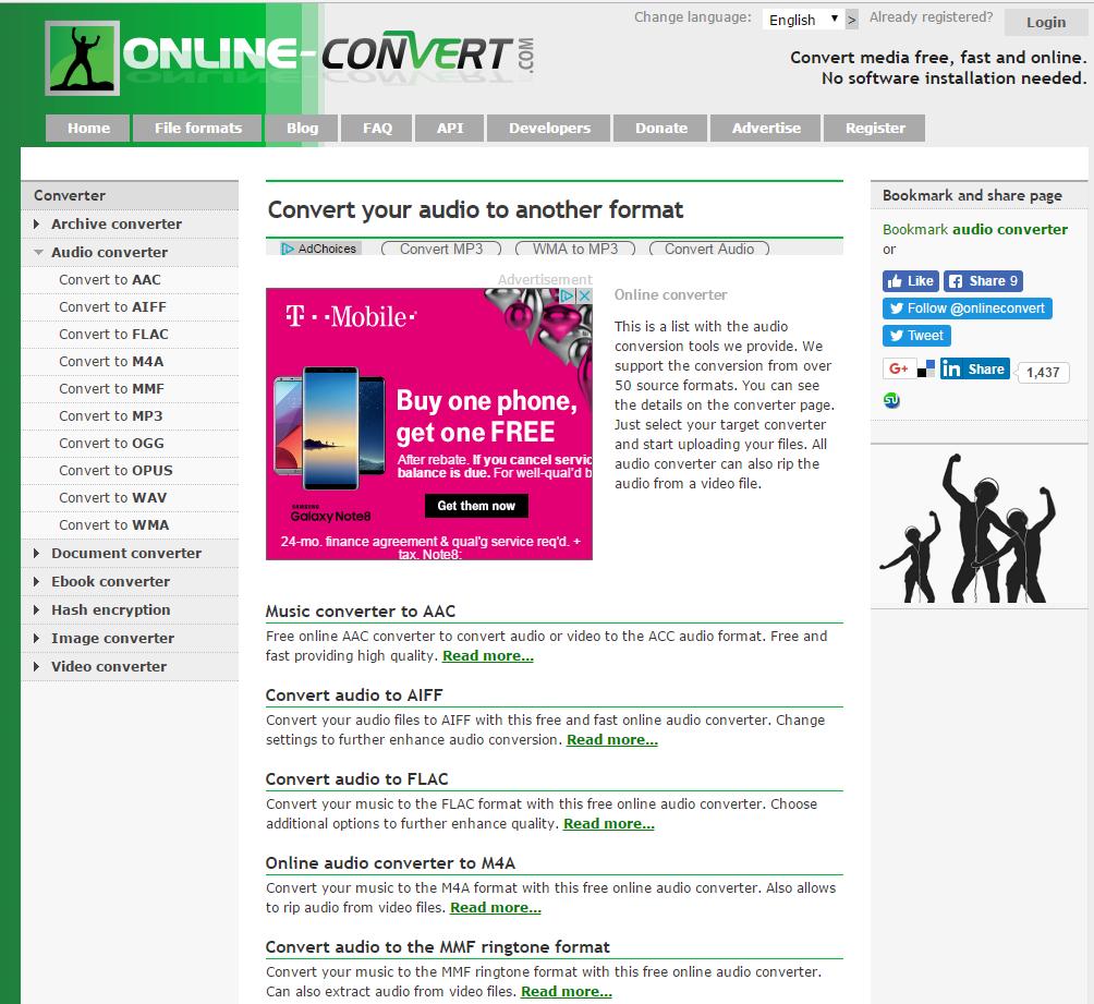 free online audio converter-1