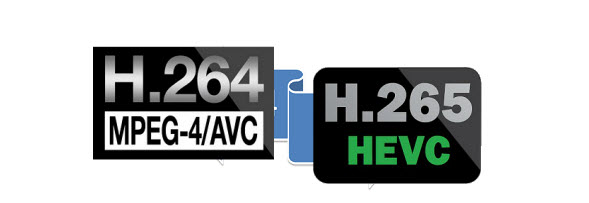 h264 h265 comparison Tutorials to Transcode H.265 to H.264 for Playback