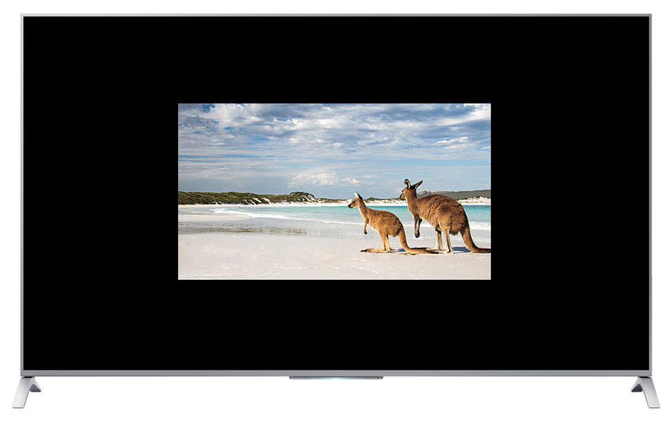 1080p on 4k tv
