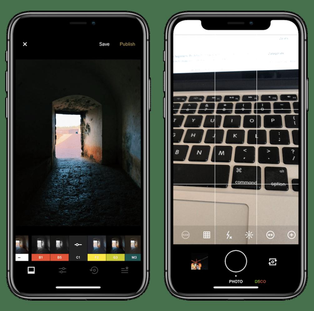 Best Camera Apps For Iphone X 8 8 Plus 7 7plus Video Pedia