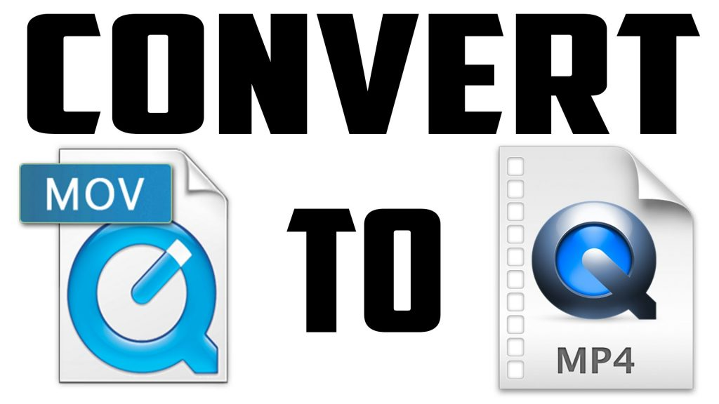 Convert MOV to MP4 on Mac/Windows Quickly