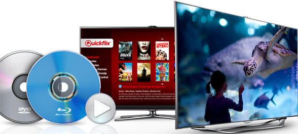 How to stream BD/DVD movies to TV/Projector with multi-track using STB on Mac OS X