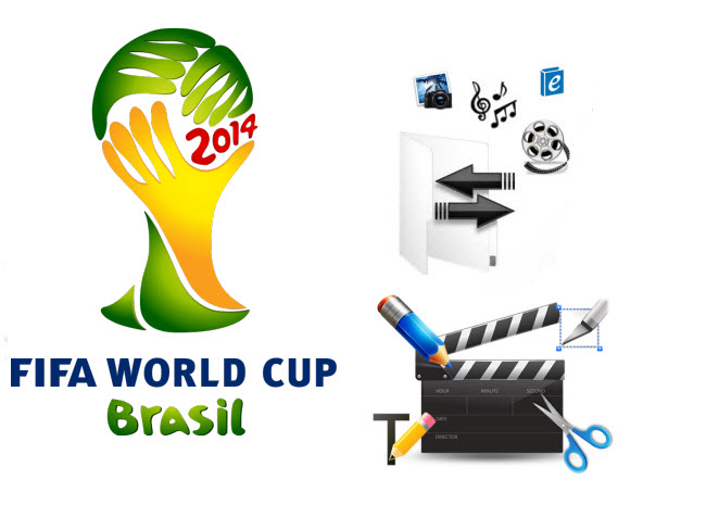 Watch 2014 FIFA World Cup matches on iPad, iPhone, and other portable devices