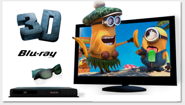 How to convert 3D Blu-ray to 3D MP4 and play on your 3D players with desired subtitles?