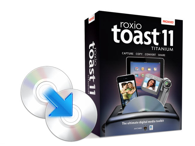 How to copy 50 GB Blu-ray main movie and burn onto a 25 GB disc via Toast?