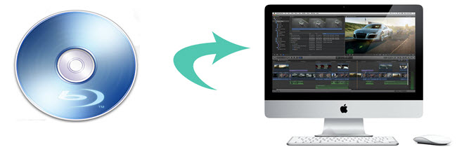 How to Import and Edit Blu-ray on FCP X without Quality Lossing?