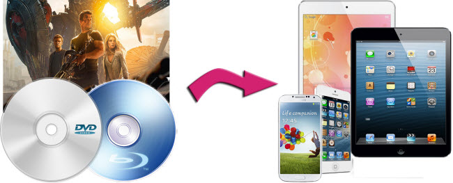 Watch Movies on Android/Apple Tablet/Phone during Summer Vacation Travel 2014