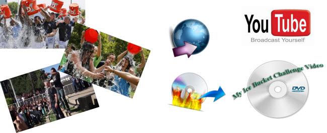 Share or Burn ALS Ice Bucket Challenge Videos