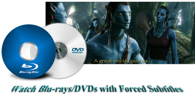 Watch Blu-ray/DVDs With Subtitle Translations for Alien Languages