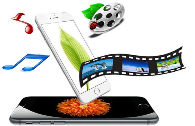Top 6 Free iPhone 6 & iPhone 6 Plus Video/Audio Converter
