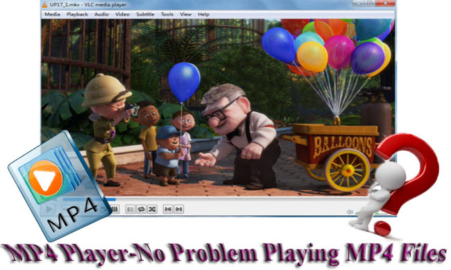 MP4 Player - No Problem Playing MP4 Video