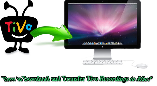 Tivo to MP4 Converter - Transfer Tivo Recordings to Mac