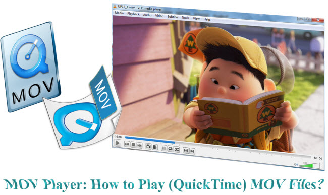 MOV Player: How to Play (QuickTime) MOV Files?
