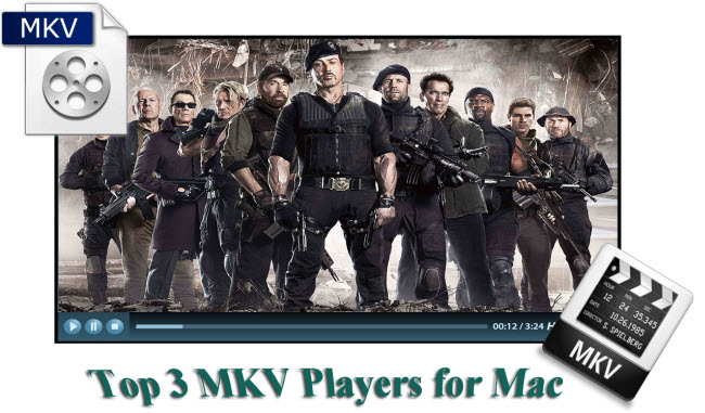 MKV Player - Top 5 MKV Players for Mac