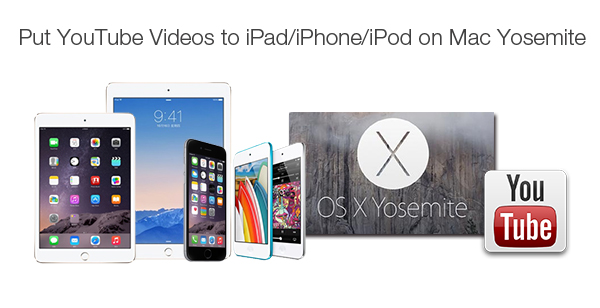 Watch YouTube Videos on iPads/iPhones/iPods (All Models) on Mac