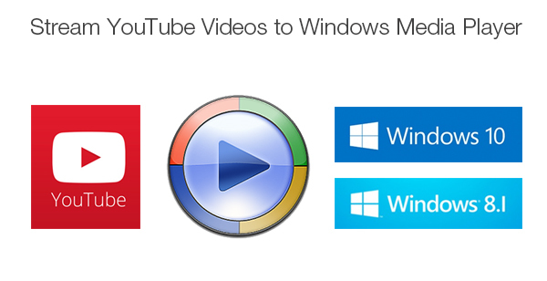 Play YouTube Videos with Windows Media Player