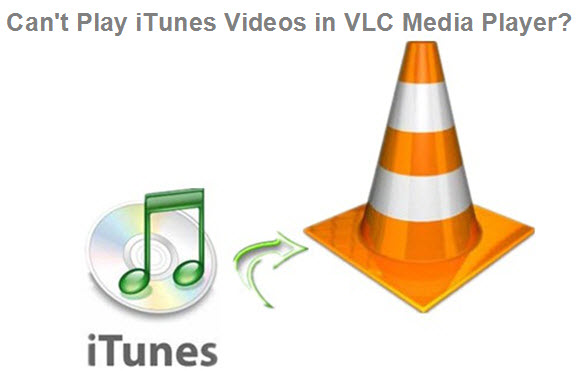 I Can't Play iTunes Downloaded M4V Files on VLC - Solved