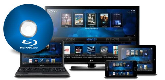 Backup Blu-rays to Kodi for Playing via Home Network