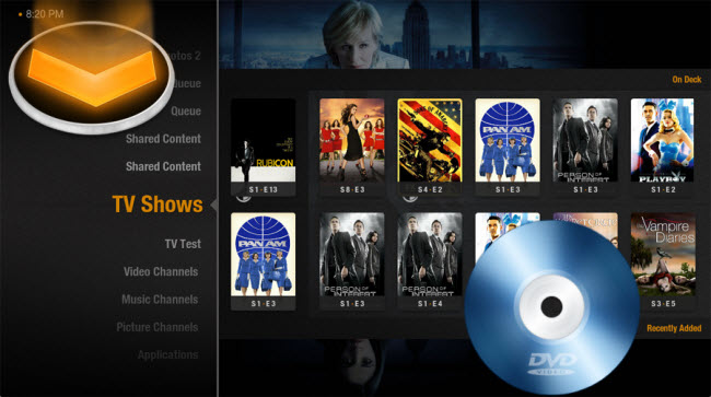Best Settings for Handbrake video converting to play in Plex