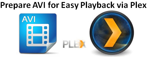 Best Way to Play AVI File Through Plex